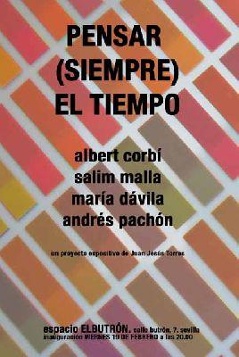Exposición: Pensar (siempre) el tiempo en El Butrón Sevilla
