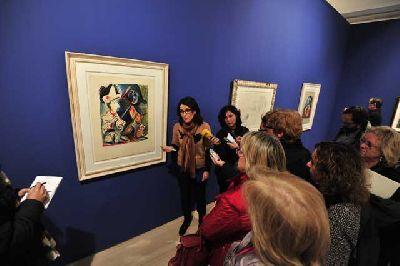 Exposición: Picasso ceramista y grabador en Casa Provincia Sevilla