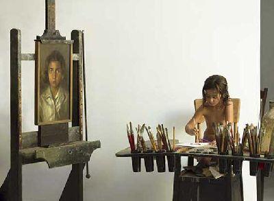 Imagen de la exposición Pintando la fotografía