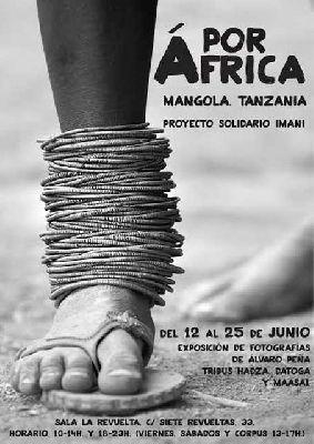 Exposición: Por África en La Revuelta de Sevilla