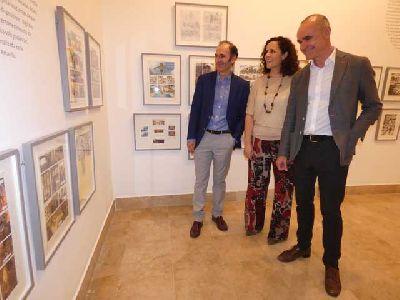 Exposición: Premio Nacional de Cómic (2007-17) en Casa de la Provincia Sevilla