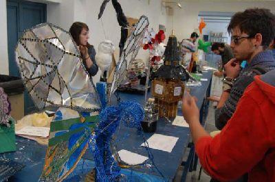 Exposición: Premios ARTIR en la Facultad de Bellas Artes Sevilla