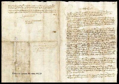 Exposición: Primus Circumdedisti Me en el Archivo de Indias de Sevilla