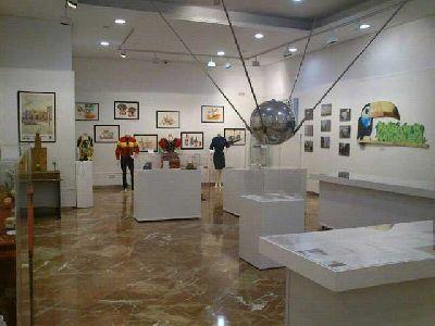 Exposición: Recuerdos de la Expo'92 en el Cículo Mercantil
