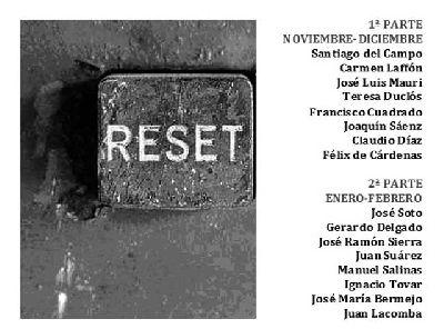 Exposición: Reset en la Fundación Madariaga de Sevilla