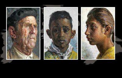 Imagen de la exposición Retratos del alma