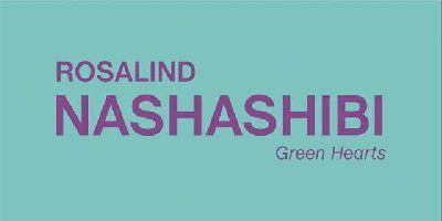 Cartel de la exposición Rosalind Nashashibi