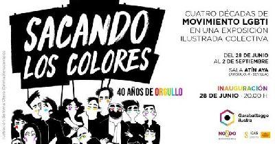 Exposición: Sacando los Colores en el Espacio Turina de Sevilla