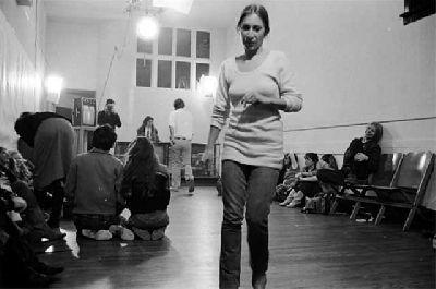 Foto de la exposición temporal Sanja Iveković. Meeting points early performances