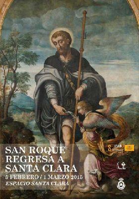 Exposición: San Roque regresa a Santa Clara en Espacio Santa Clara