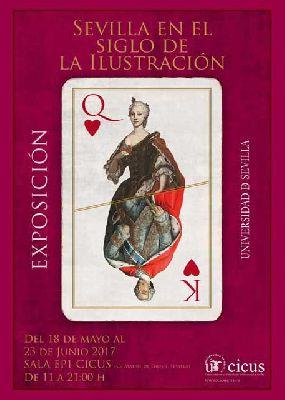 Exposición: Sevilla en el siglo de la Ilustración en el CICUS Sevilla