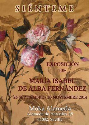 Exposición: Siénteme en el Moka Alameda Sevilla