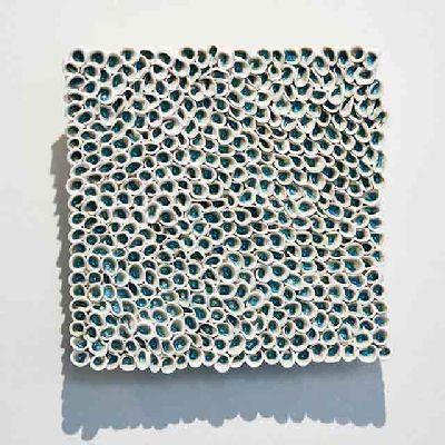 Imagen de la exposición temporal Silencio... se sueña en el Centro de la Cerámica de Triana de Sevilla