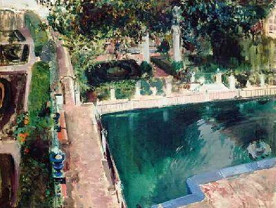 Exposición: Sorolla. Un jardín para pintar en CaixaForum Sevilla