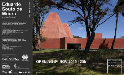 Exposición: Eduardo Souto de Moura en Fundación Madariaga Sevilla