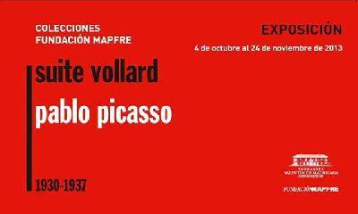 Actividades paralelas a la exposición Suite Vollard de Picasso