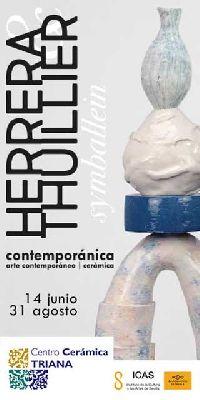 Exposición: Symballein en el Centro de la Cerámica de Triana de Sevilla