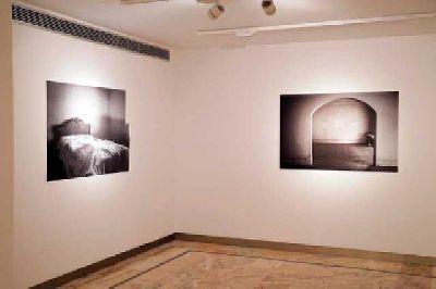 Imagen de la exposición El tiempo vencido en Cajasol