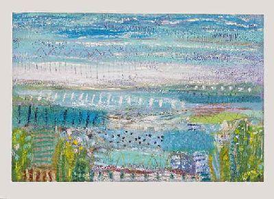 Exposición: Tierra y luz de Annabel Keatley en el Espacio 1de7 de Sevilla