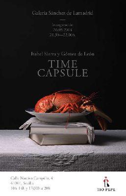 Exposición: Time Capsule en Cobertura Photo/Lamadrid Sevilla