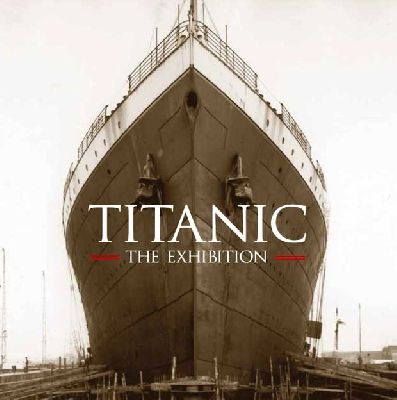 Exposición: Titanic the Exhibition en Sevilla