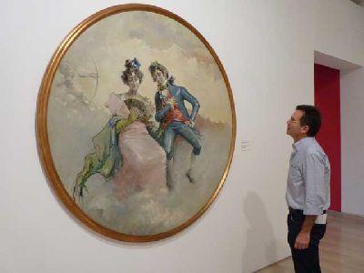 Exposición: El siglo XIX en Colección de Unicaja en Casa Provincia Sevilla