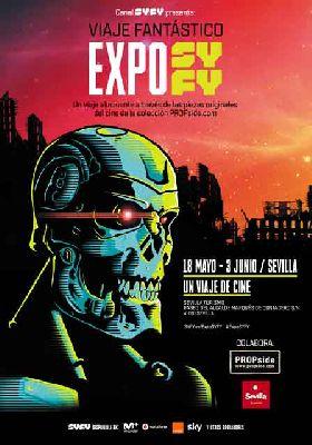 Exposición: Un viaje de cine y Expo SyFy en Sevilla