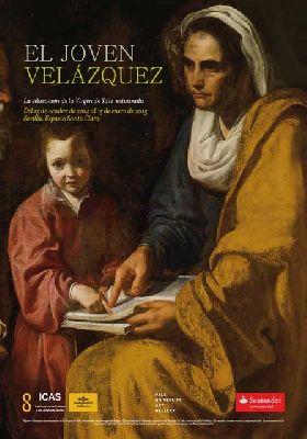 Exposición: El joven Velázquez en Espacio Santa Clara Sevilla
