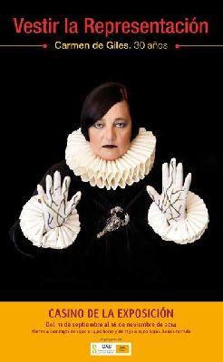 Exposición: Vestir la Representación en Casino de la Exposición Sevilla