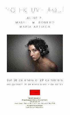 Exposición: Yo estuve aquí en la Galería Cavecanem de Sevilla