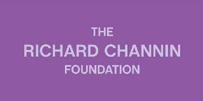 Cartel de la exposición The Richard Channin Foundation