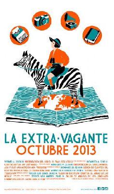 Programación de La Extra Vagante Sevilla (octubre 2013)