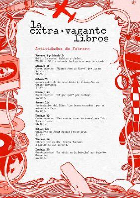 Programación de La Extra Vagante Sevilla (febrero 2013)