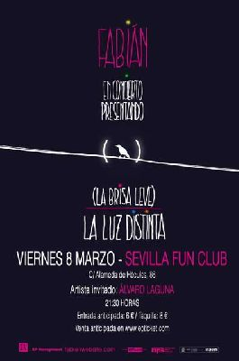 Concierto: Fabián y Álvaro Laguna en Sevilla (FunClub)