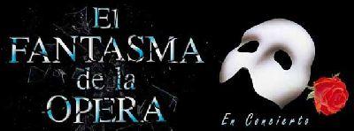 Musical: El fantasma de la ópera en el Lope de Vega de Sevilla 2016