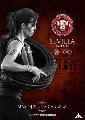 Farinato Race Sevilla 2015 en el parque de Miraflores de Sevilla