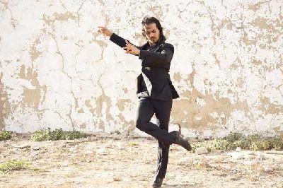 Flamenco: Farruquito en el Teatro Quintero de Sevilla 2016