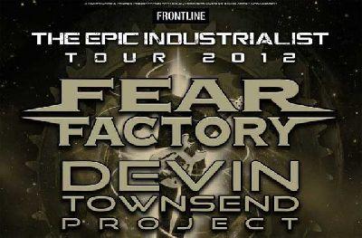 Concierto: Fear Factory en Sevilla 2012 (Fanatic)