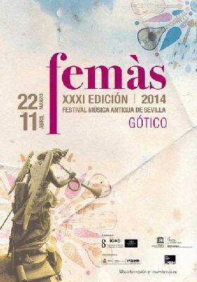Festival de Música Antigua de Sevilla FeMÁS 2014