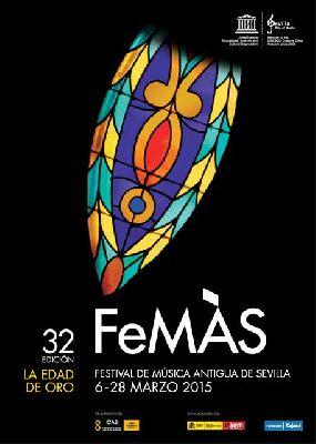 Festival de Música Antigua de Sevilla FeMÁS 2015