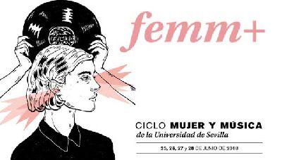 Ciclo Femm + en el CICUS Sevilla 2018
