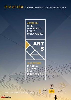 I Feria ARTS/ArtSevilla 2015 en Fibes Sevilla