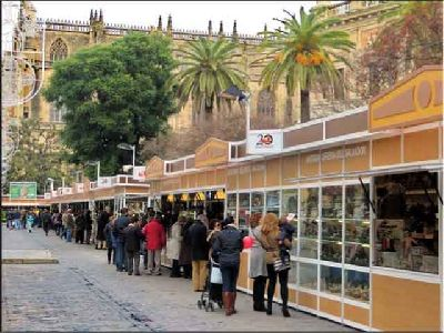Feria de los belenes de Sevilla 2018