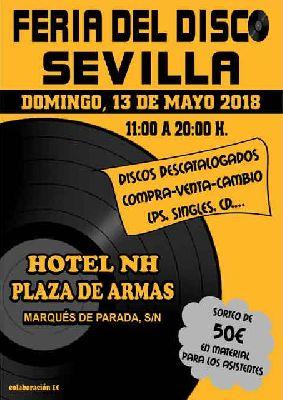 Feria del disco de Sevilla