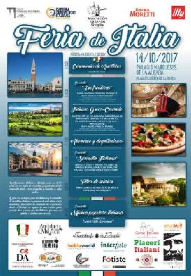 V Feria de Italia en Sevilla 2017