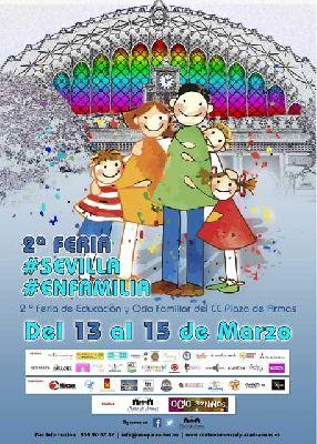 II Feria Sevilla en familia en el Centro Comercial Plaza de Armas