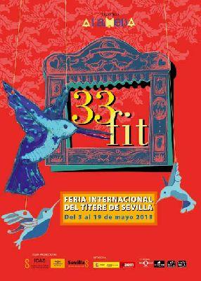 XXXIII Festival Internacional del Títere de Sevilla 2013