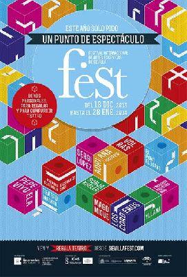 Sevilla feSt 2013-2014 Festival de Artes Escénicas de Sevilla