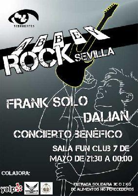Festival solidario Abbey Rock Sevilla en FunClub Sevilla