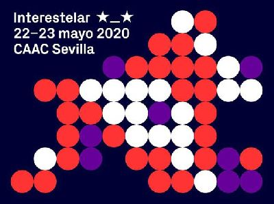 Logotipo del Festival Interestelar Sevilla 2020